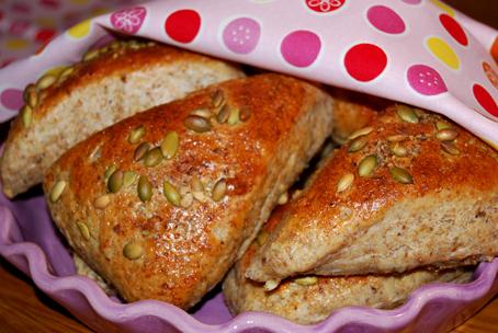bröd vetemjöl special fullkorn