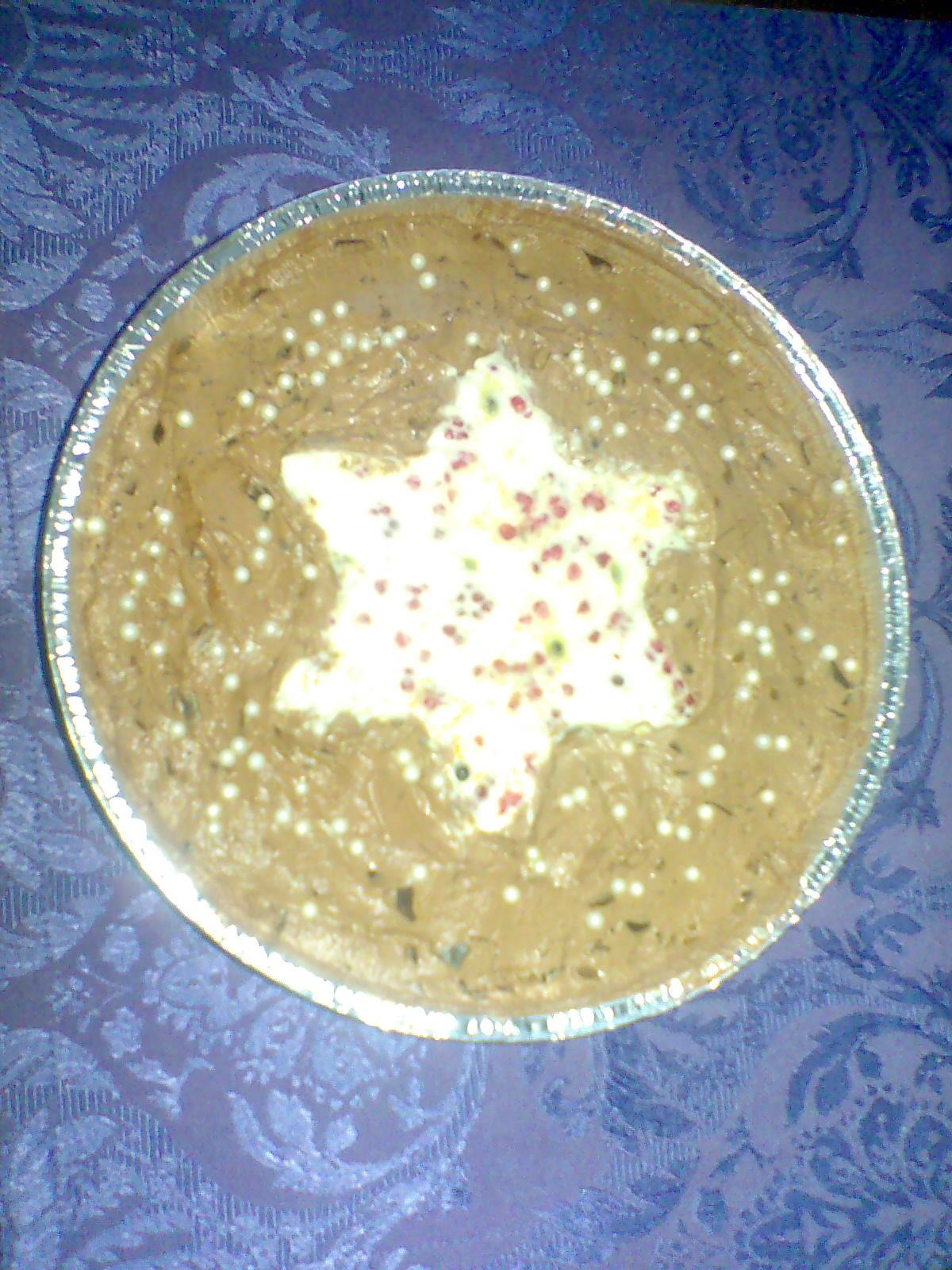 frozen choklad cheesecake