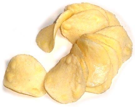 gör egna chips i ugn