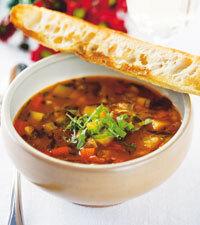 ratatouille soppa