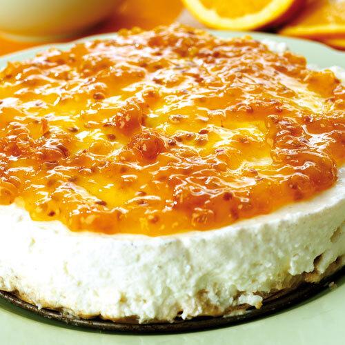 citron apelsin cheesecake