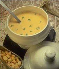 gul linssoppa