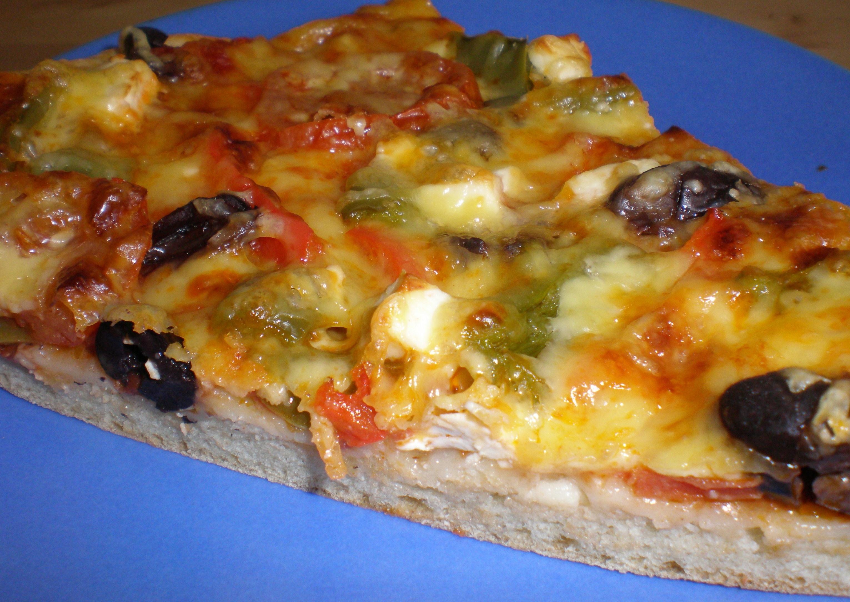 rågsikt pizzadeg