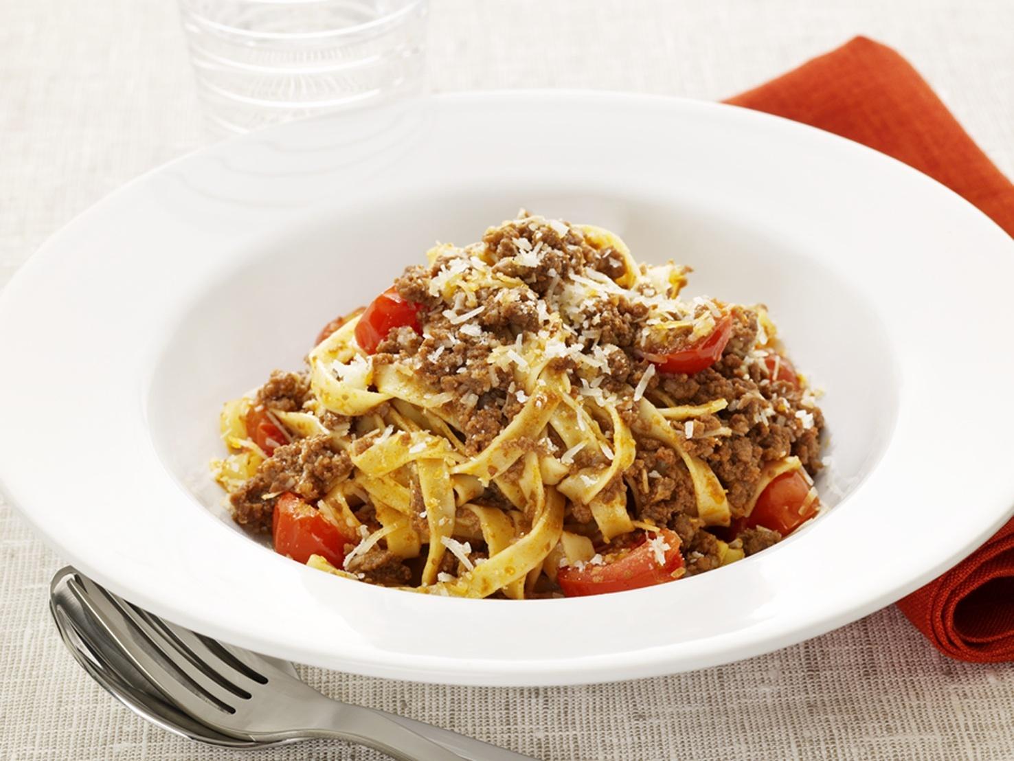 italiensk köttfärssås långkok