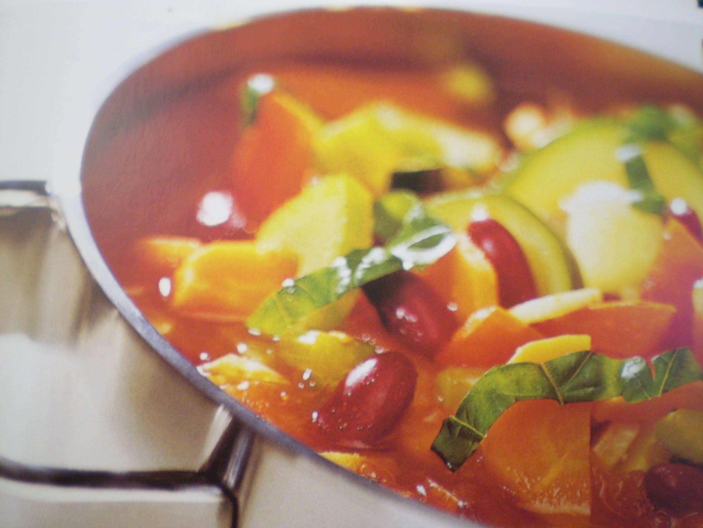 mycket god grönsakssoppa