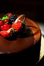 holländsk chokladtårta