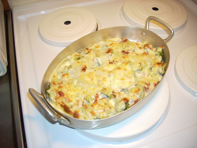 broccoli gratäng utan ost