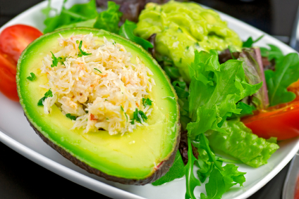 guacamole förrätt