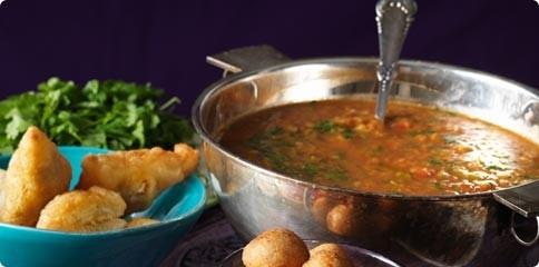 mustig soppa med lamm