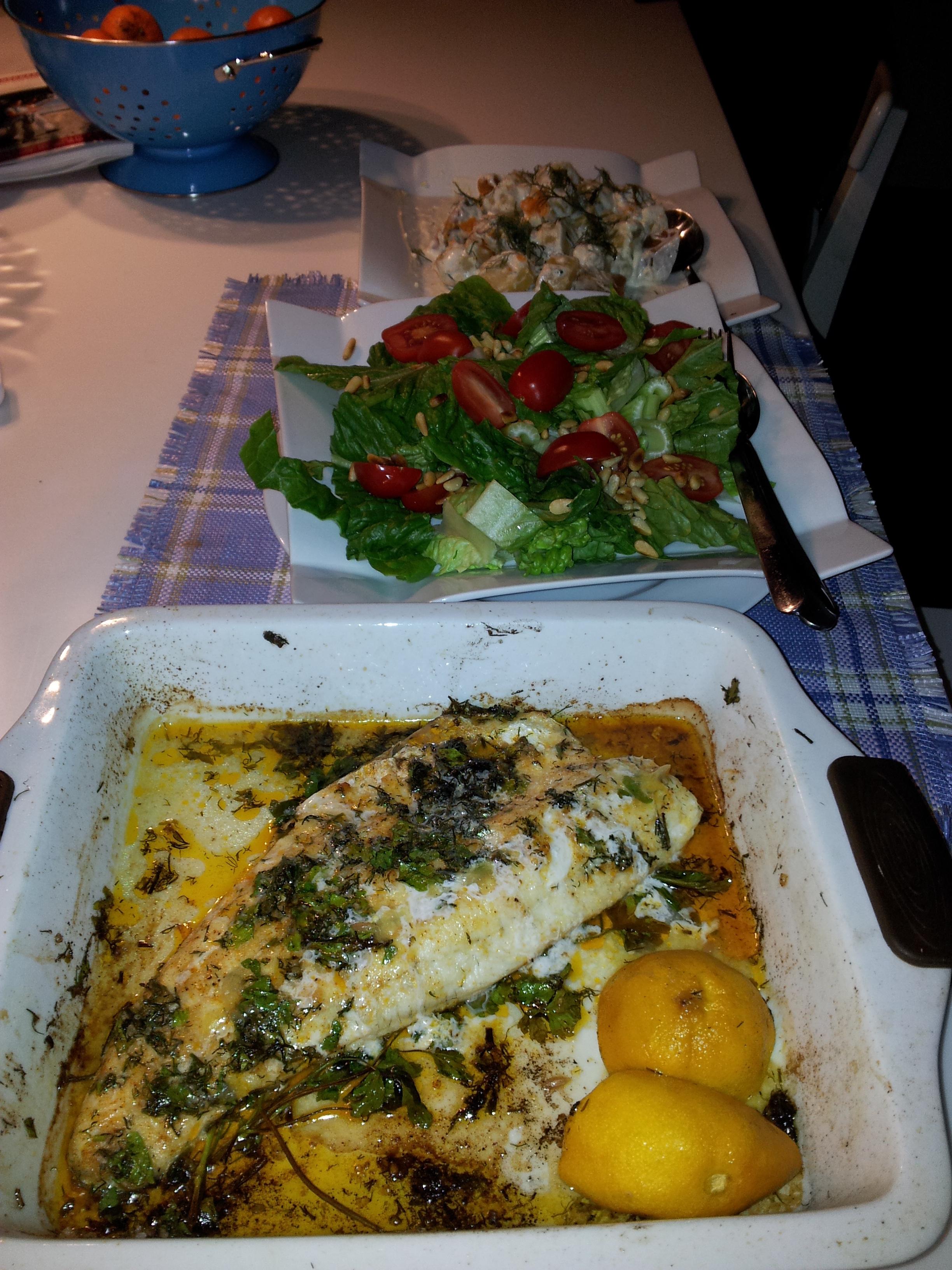 grekisk tomatsallad