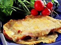 stekt ägg macka med ost