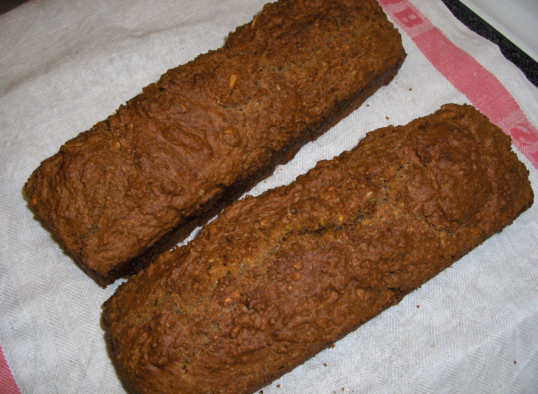 dinkelbröd med bakpulver