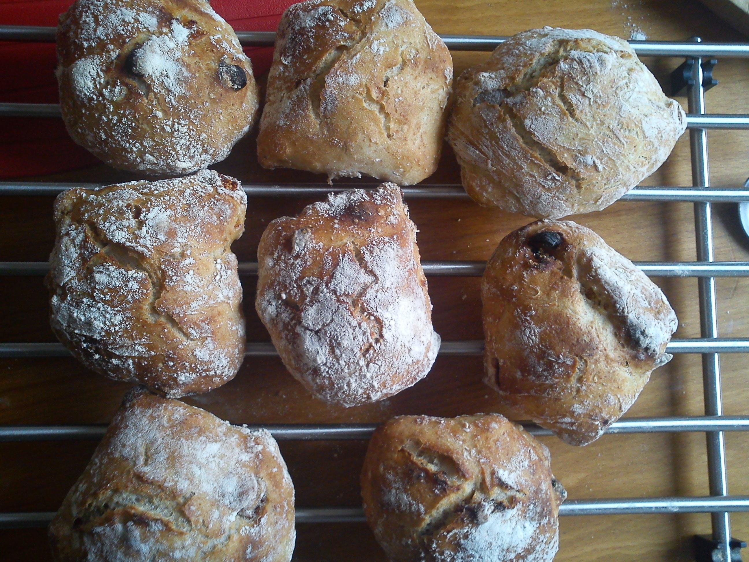 baka gott bröd som inte behöver jäsa så länge