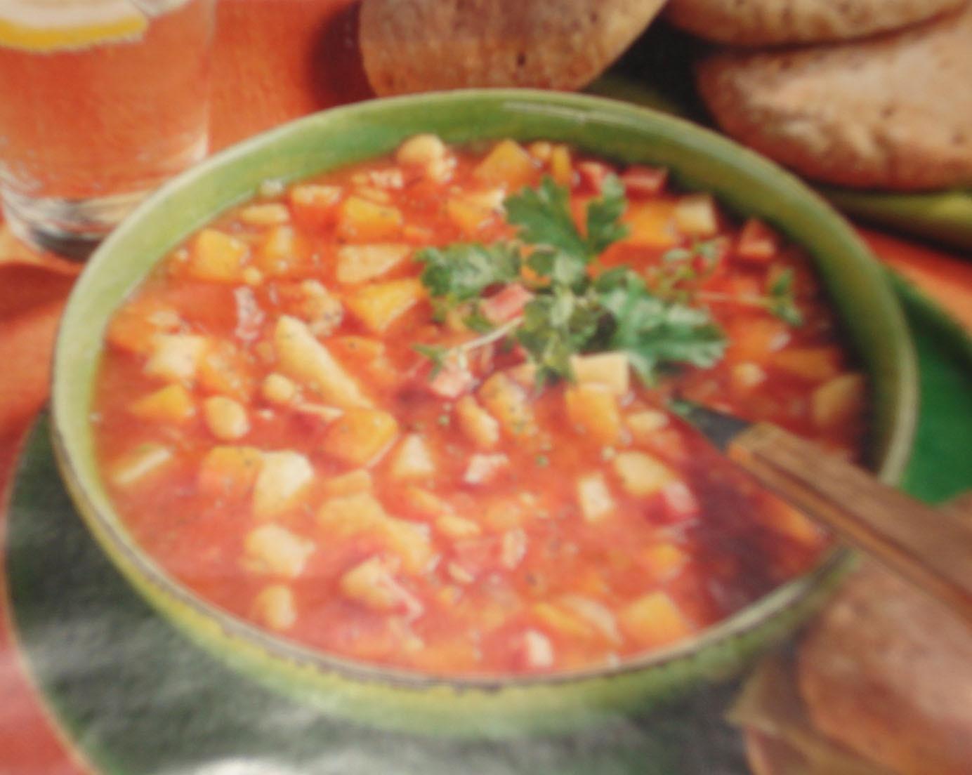 rotselleri soppa med vita bönor