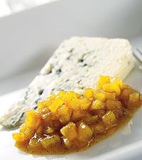 äppelchutney till ost