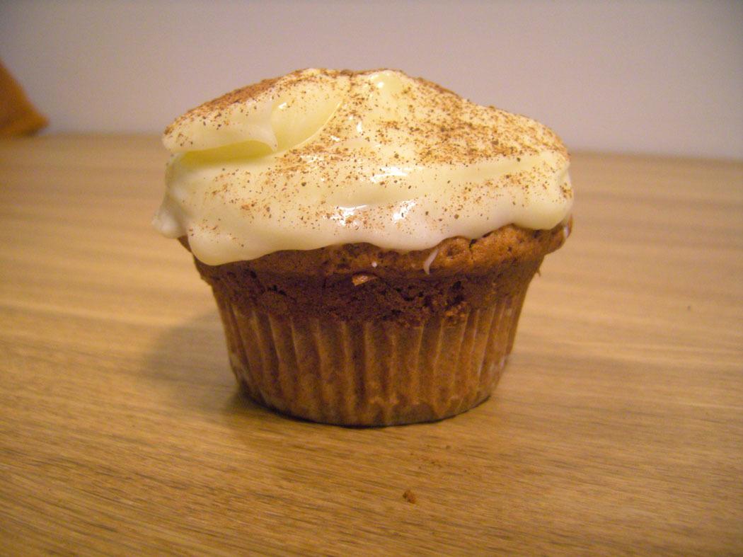 cupcakes pepparkaka
