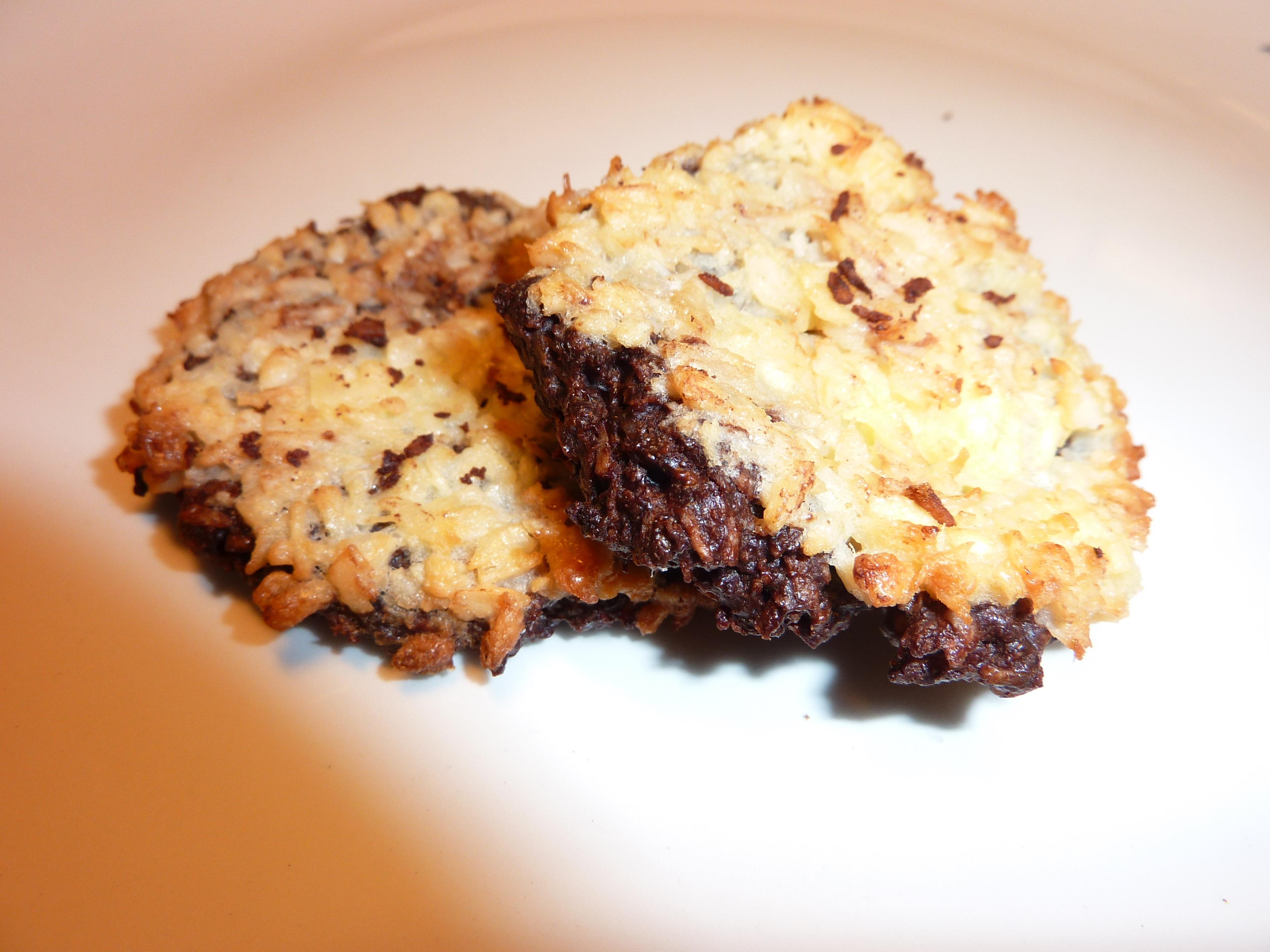 nyttiga bars med mörk choklad
