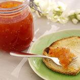 tomat och chili marmelad