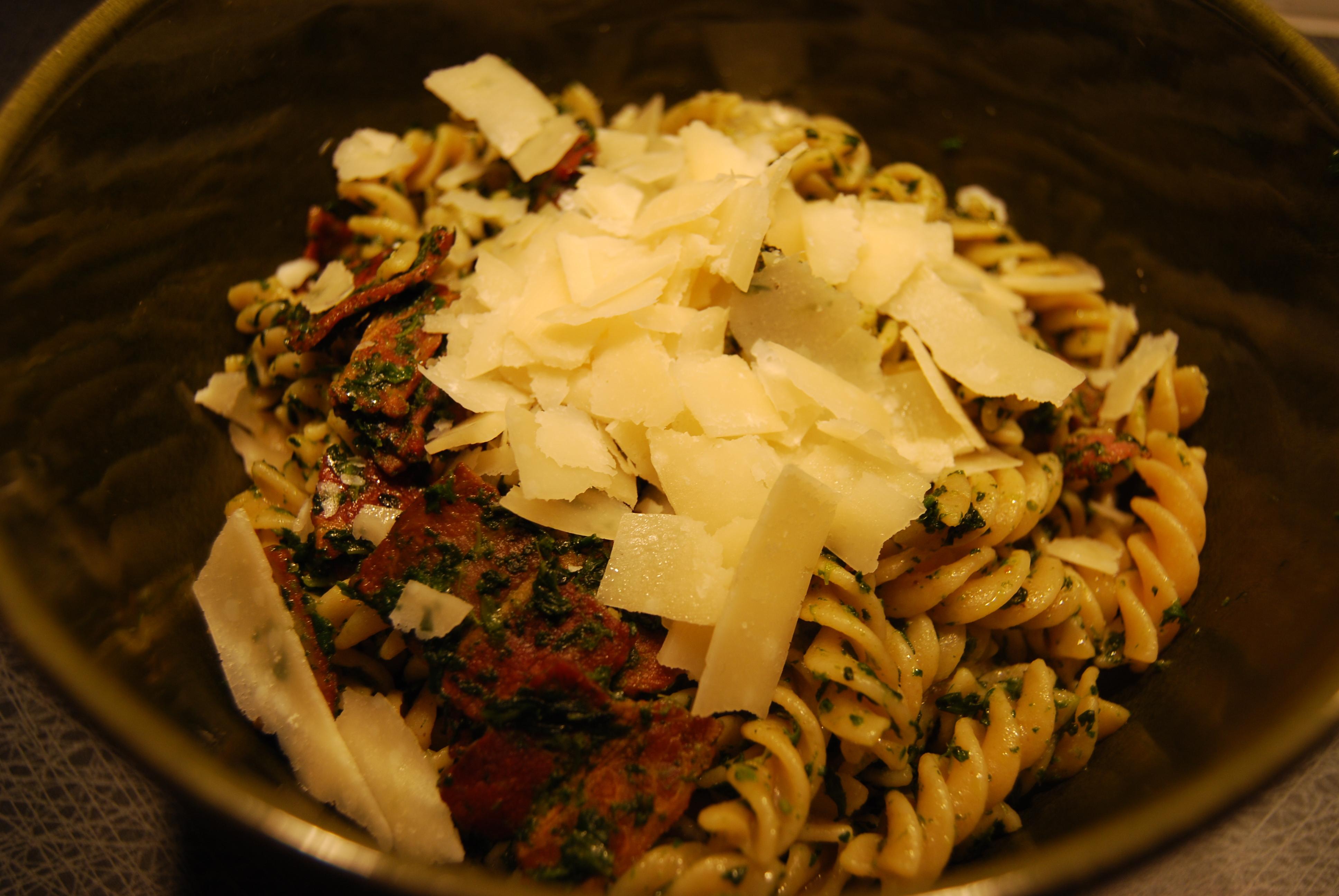 världens godaste pasta