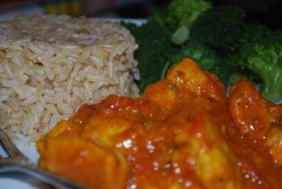 currysås creme fraiche