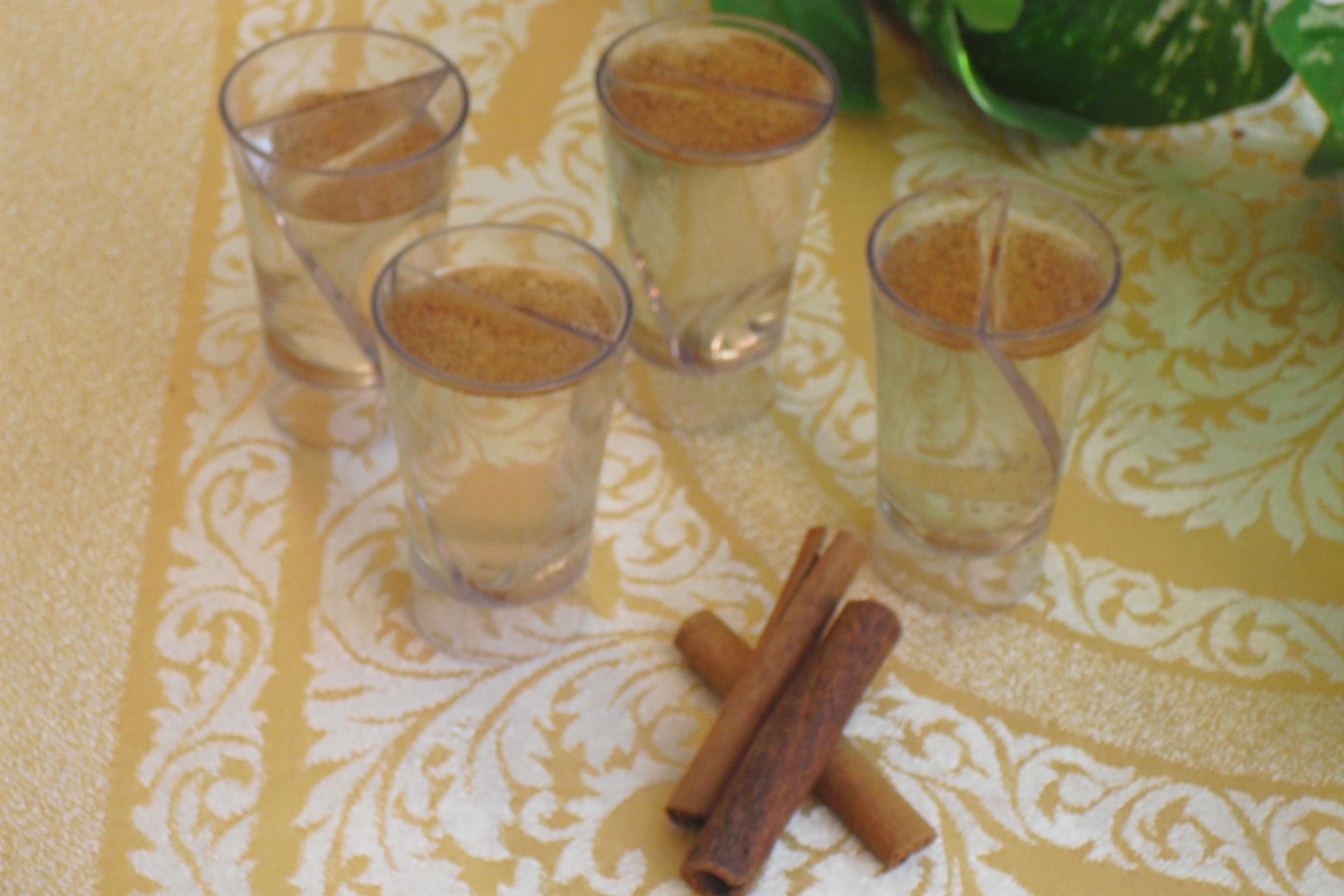 äppelkaka shot