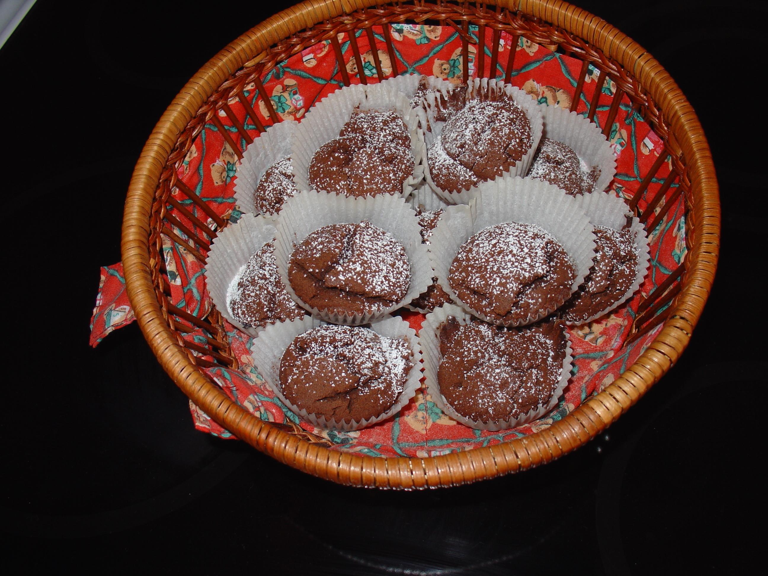 glutenfria muffins potatismjöl
