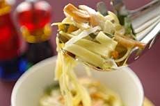 krämig pastasås vegetarisk
