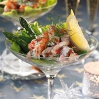 cocktail sallad