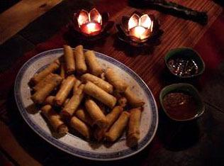 kinesiska vårrullar