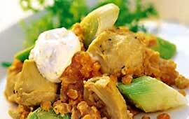 couscous sallad nyttig
