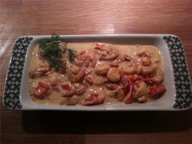 scampi indiana curry