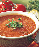 viktväktar soppa på burk