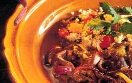 couscous lövbiff
