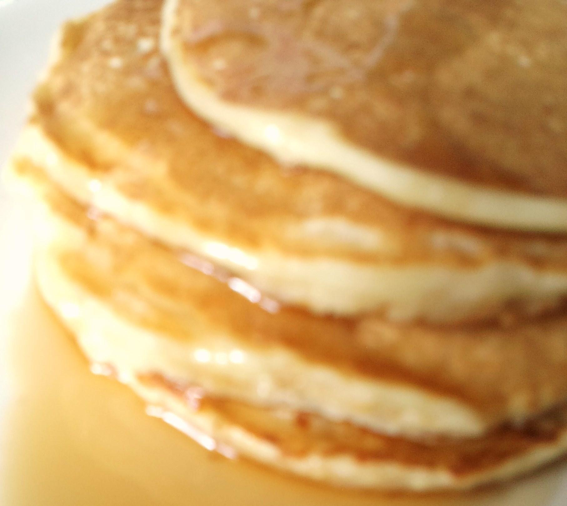 amerikanska pannkakor filmjölk utan ägg