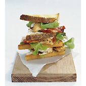 club sandwich sås