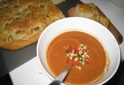 gazpacho gurka