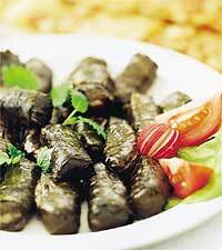 libanesiska dolma