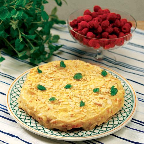kung oscar tårta