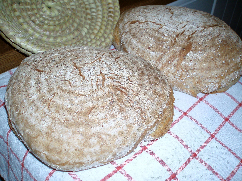 jäsa bröd i korg