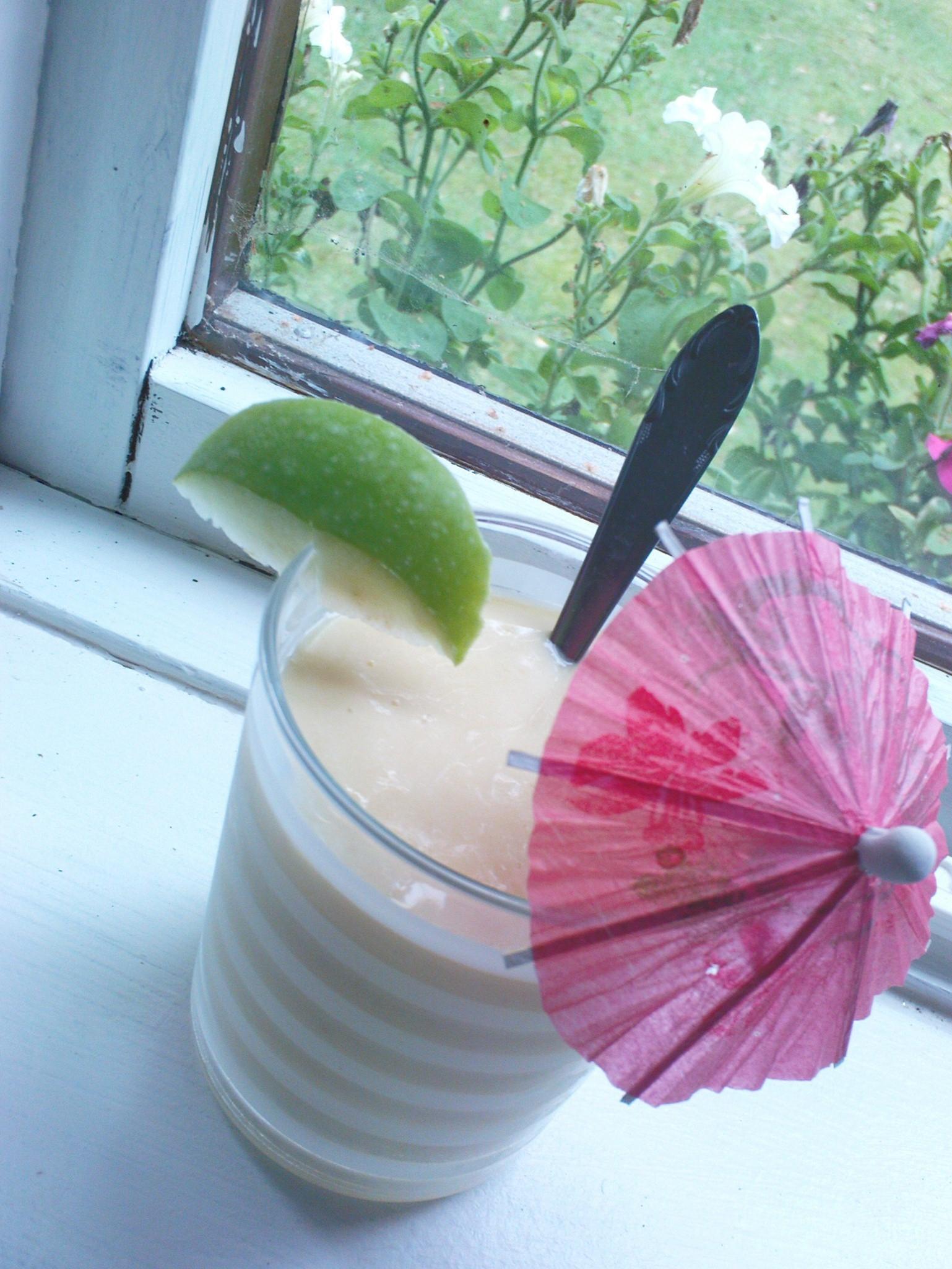 smoothie utan banan