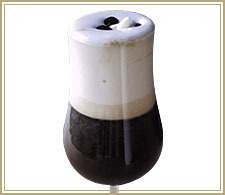 irish coffee utan farinsocker