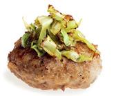biffar brunsås och potatis