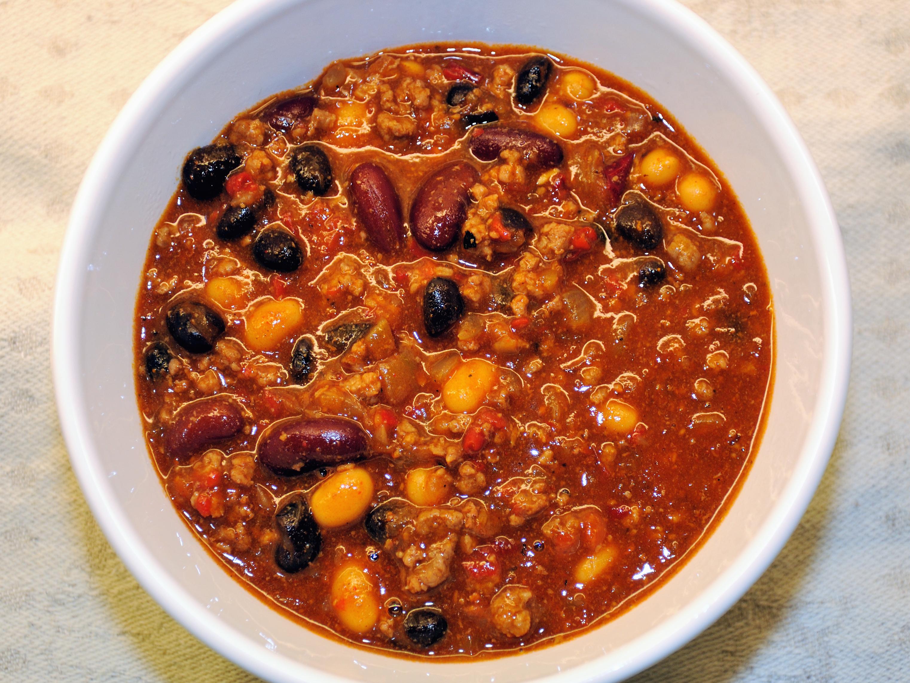 egen chili con carne krydda