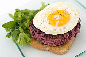 parisare smörgås