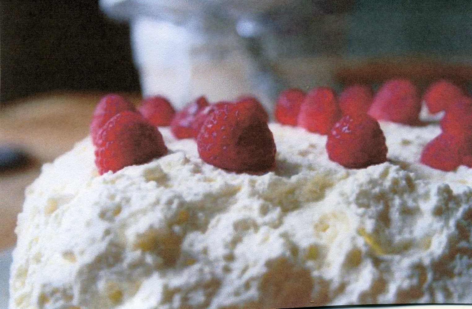 tårtbotten med mandelmjöl