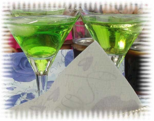 blanda vodka med godis