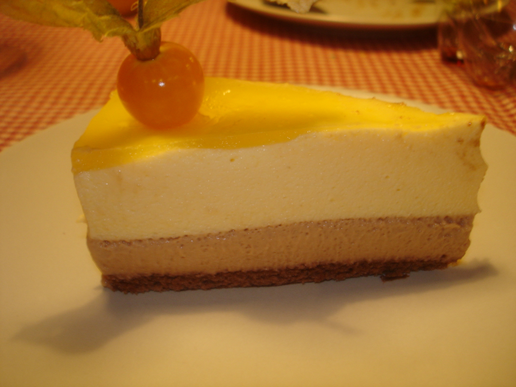 apelsin gele med gelatin