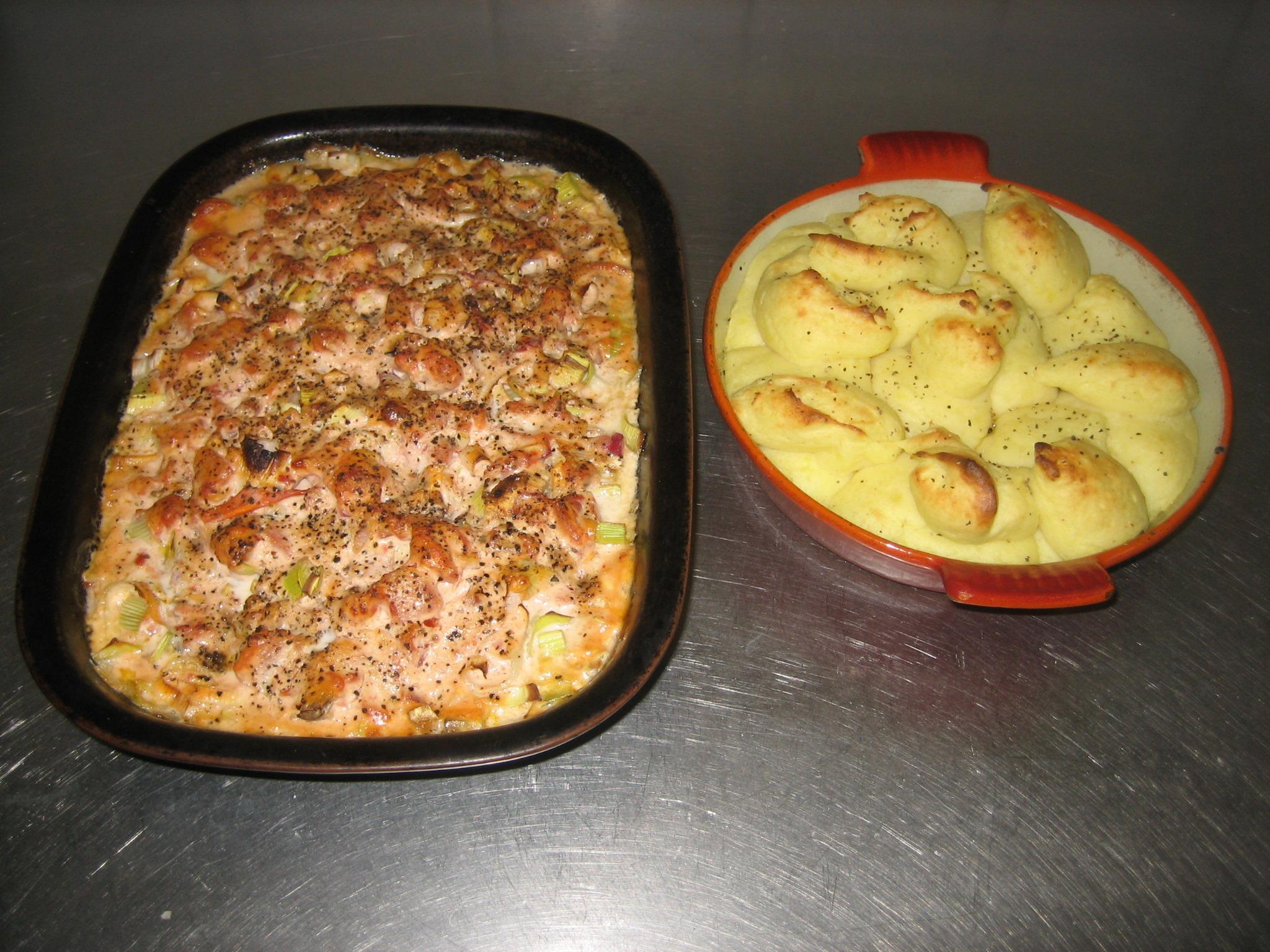 leif mannerström potatismos parmesan