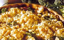 broccoli gratäng äggstanning