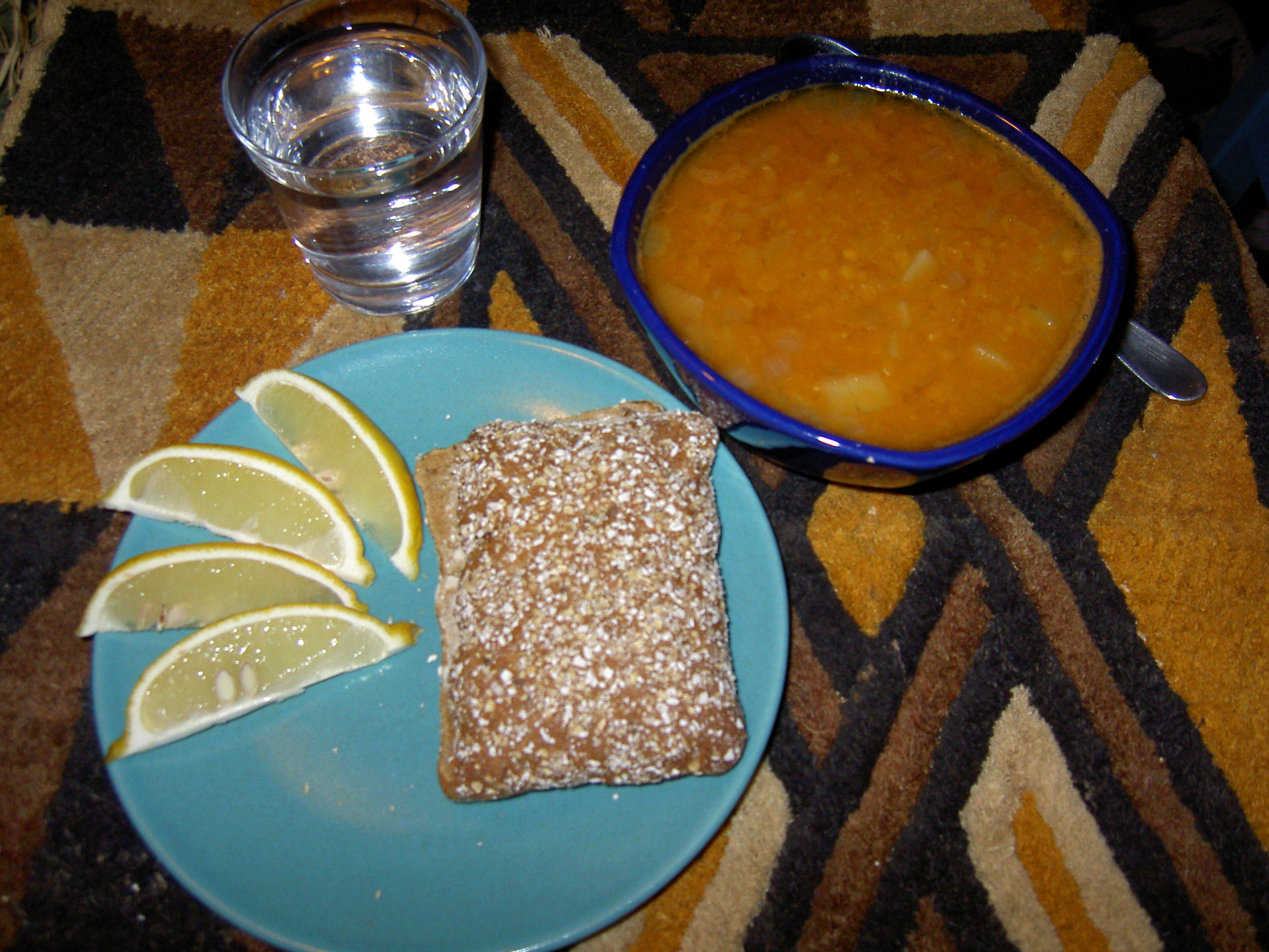 enkel linssoppa